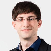 Michael Schmeißer arbeitet er als Spezialist für den Themenbereich BigData. © Michael Schmeißer