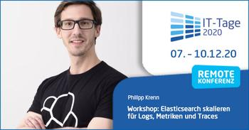 © IT-Tage / Elasticsearch-Schulung remote