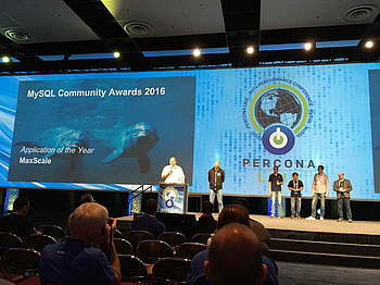 MySQL Community Awards 2016 <br>© MySQL Community Awards