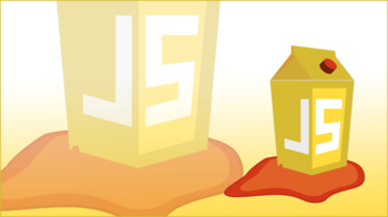 Der Juice Shop wurde komplett in Javascript entwickelt. © Juice Shop