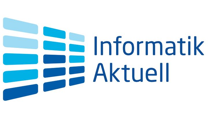 Bildergebnis für informatik aktuell logo