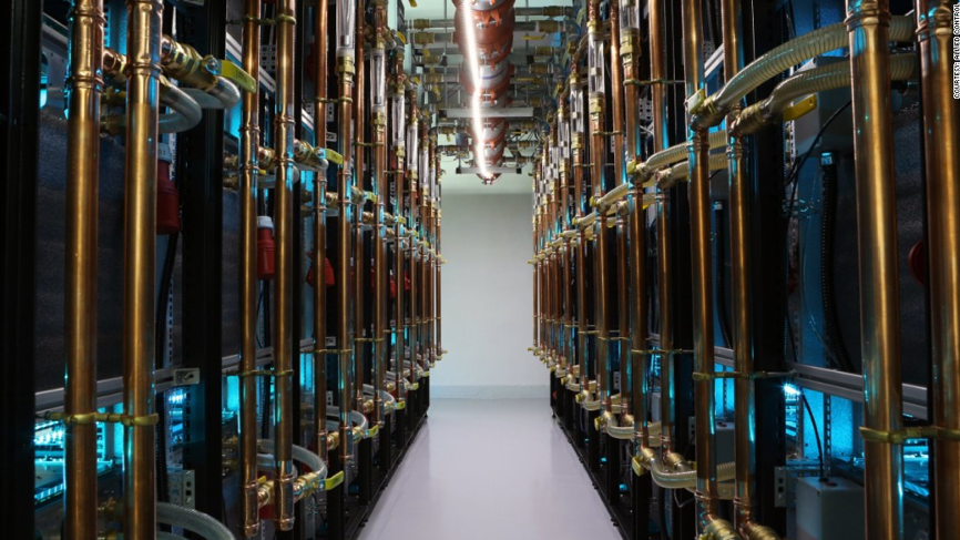 Bitcoin-Mining-Serverkosten