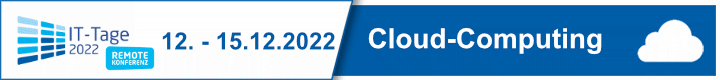 IT-Tage - Cloud