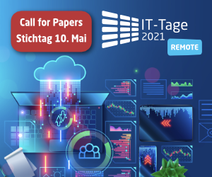IT-Tage 2021 | Call for Papers